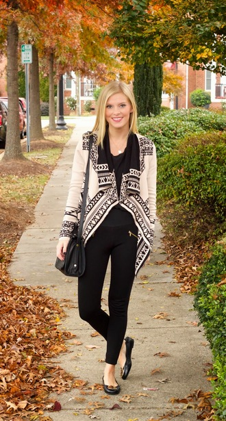 life with emily sweater pants jewels bag