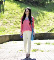 petit and sweet couture,sweater,jeans,shoes,bag,t-shirt,jewels,sunglasses