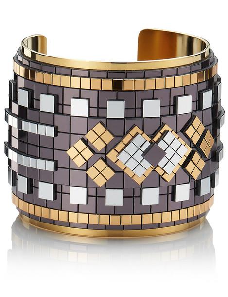 Hirschell cuff gold