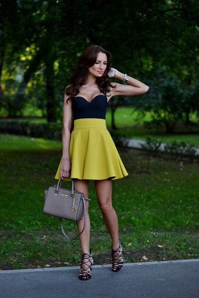 my silk fairytale skirt shoes bag jewels