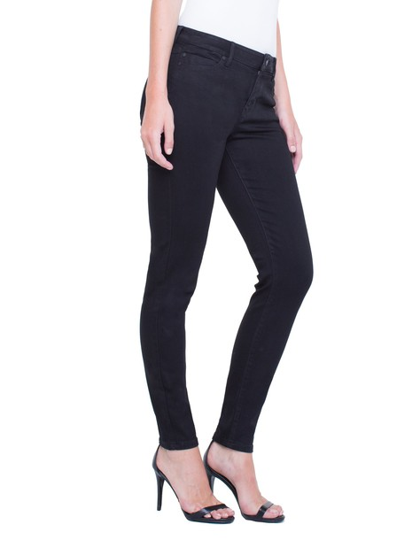 Liverpool jeans skinny jeans black