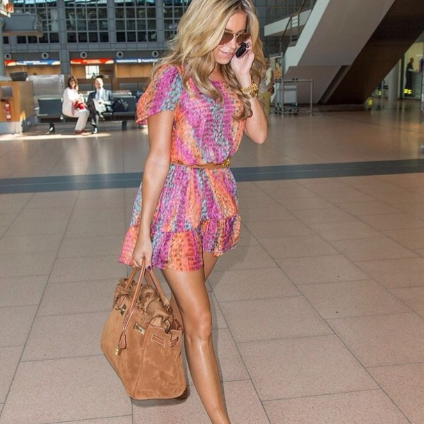 dress summer color/pattern fashion