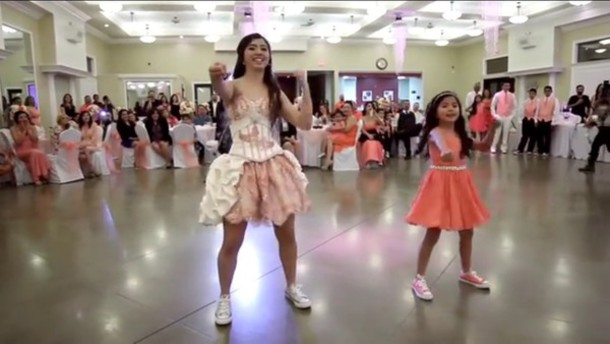 Dresses quinceanera coral and white