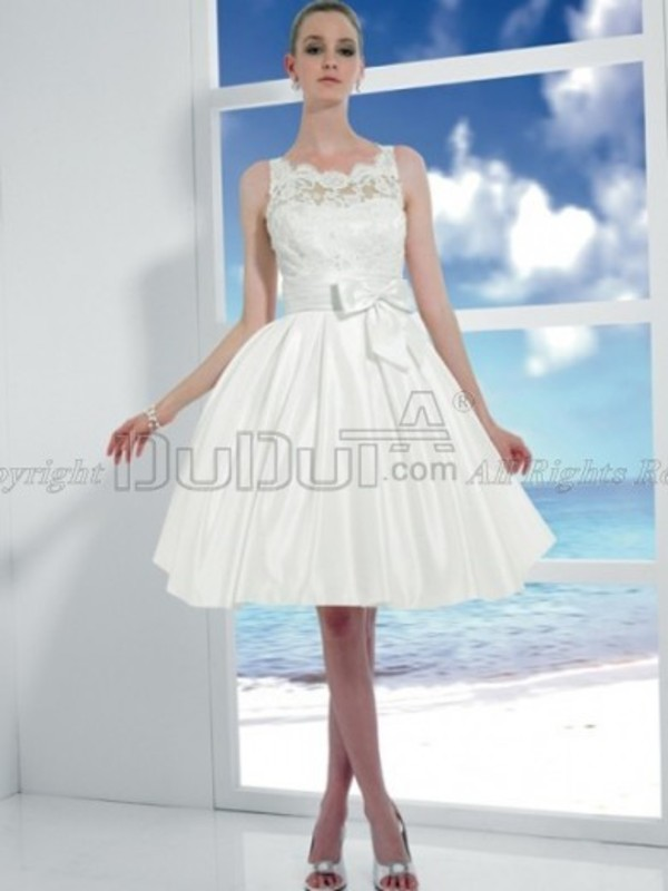 dress wedding dress short wedding dress a line dress lace dress