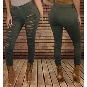 jeans,ripped jeans,rose wholesale,army green,sexy,skinny,lace up boots,chic,casual,skinny jeans,high waisted,lace up heels,heels,skinny pants,style,fashion,shoes,high heels,hipster,hippie,brown,brown high heels,love,cute,beautiful,tie,green,pants,cute jeans,tumblr,tumblr outfit,tumblr girl,tumblr shoes