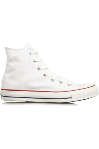shoes converse chuck taylor all stars white converse white sneakers