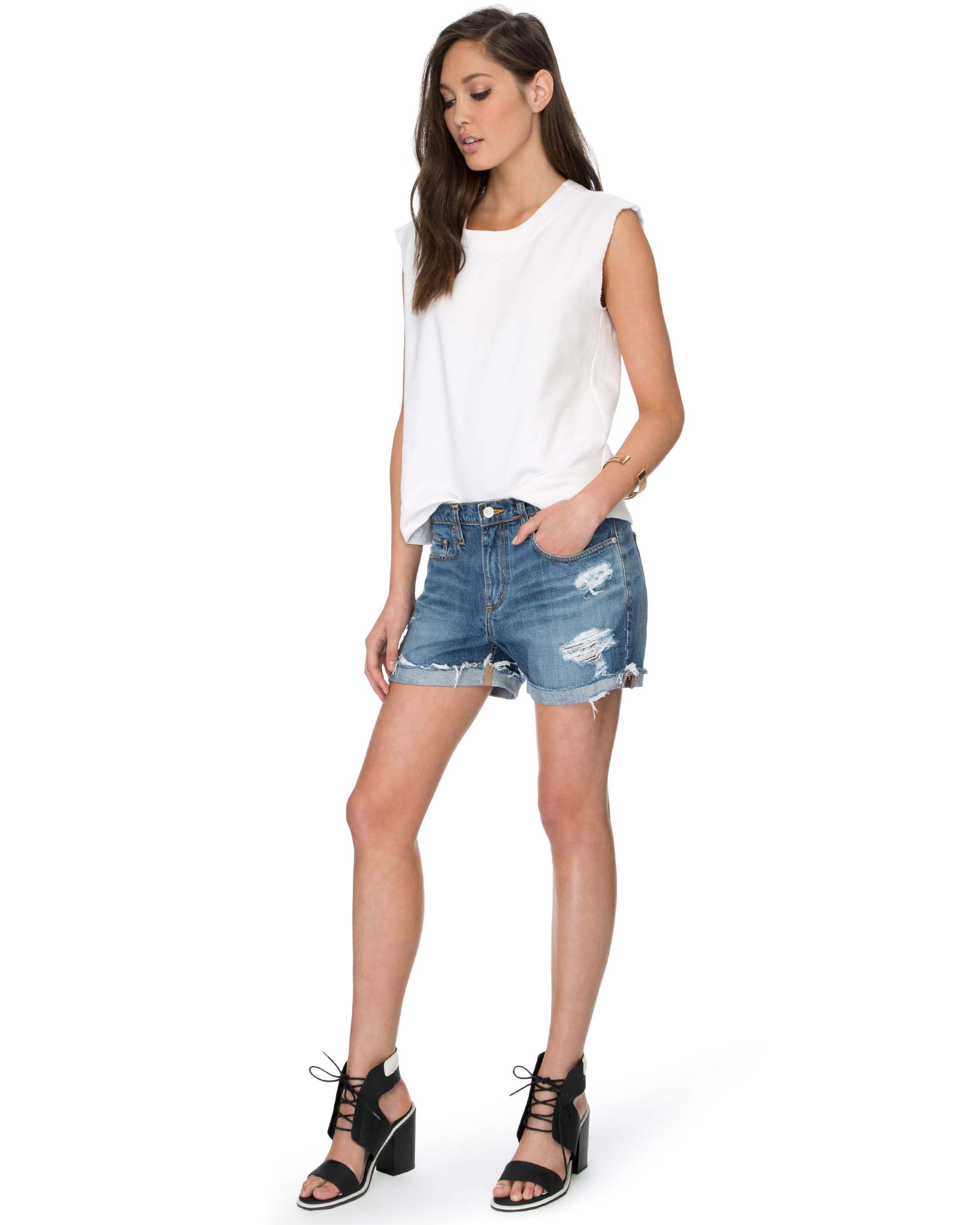 Mondo shorts by nobody denim online