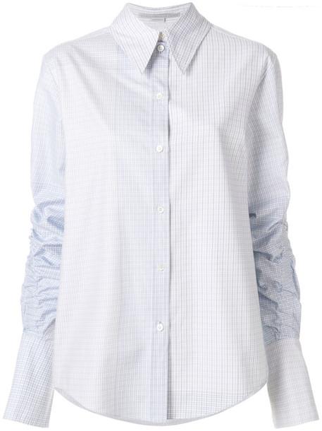Stella McCartney shirt women white cotton top