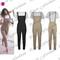 Women celebrity dungaree pinafore crop top celeb set jumpsuit playsuit | ebay
