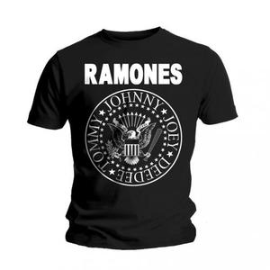 Shirt (black) mens new 'official'