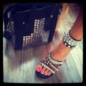 bag,shoes,heels,ankle strap