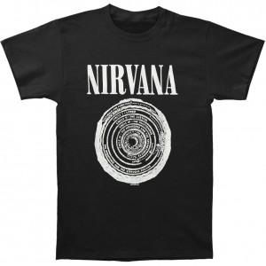Nirvana Vestibule T-shirt Rockabilia Music Merchandise