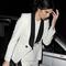 Tuxedo white black