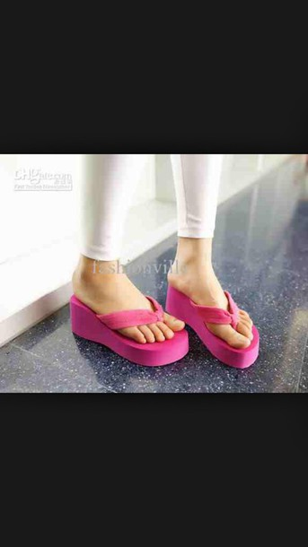 shoes style flip-flops
