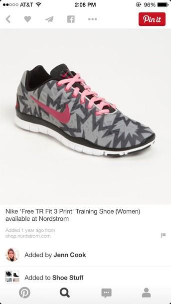 shoes nike 3.0 tr kaboom
