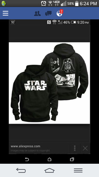 star wars sweater