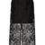 Floral-Embroidered Skirt in Black by Karla Špetic - Moda Operandi