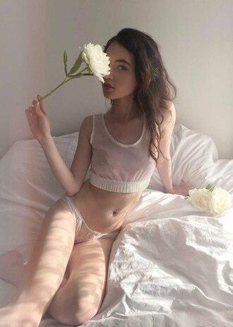 top pretty cool tenderness pale underwear