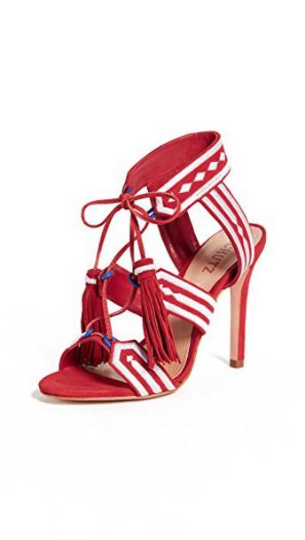 Schutz sandals nice orange shoes