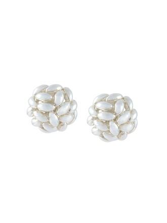 earrings stud earrings metallic jewels