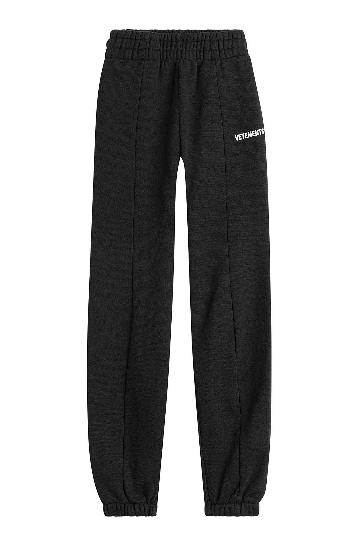 Cotton Sweatpants - Vetements | WOMEN | US STYLEBOP.COM
