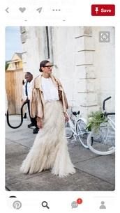 besugarandspice,blogger,skirt,feather skirt,solange wedding