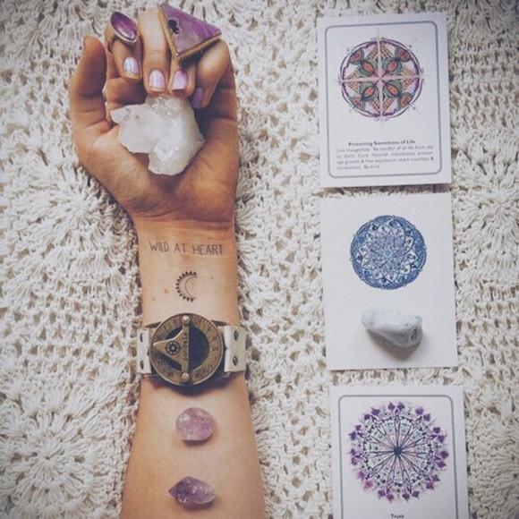 vintage jewels stones indie boho spiritual chakra steampunk amythst retro jewels