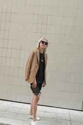 the limits of control,blogger,jacket,t-shirt,shoes,sneakers,blazer,clutch