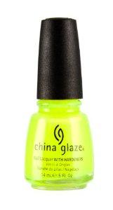 Amazon.com: China Glaze Nail Polish, Yellow Polka Dot Bikini, 0.5 Fluid Ounce: Beauty