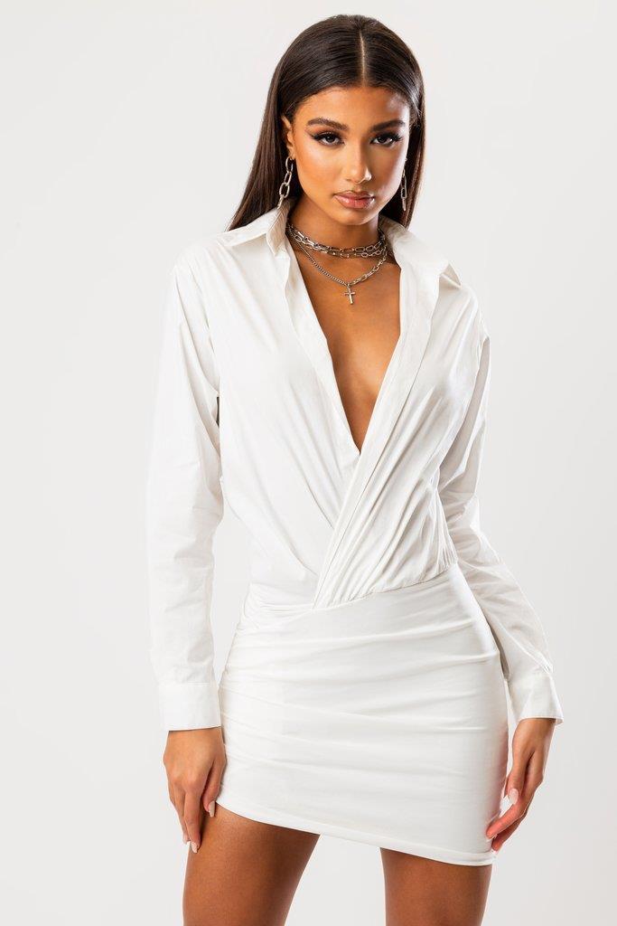 Louise Wrap Dress