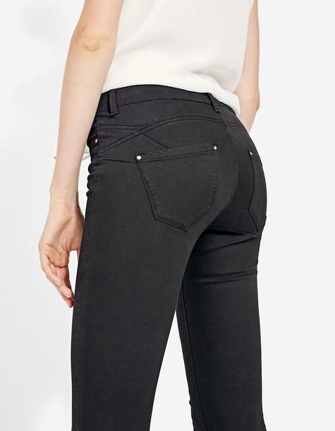 Stradivarius leggings black pants