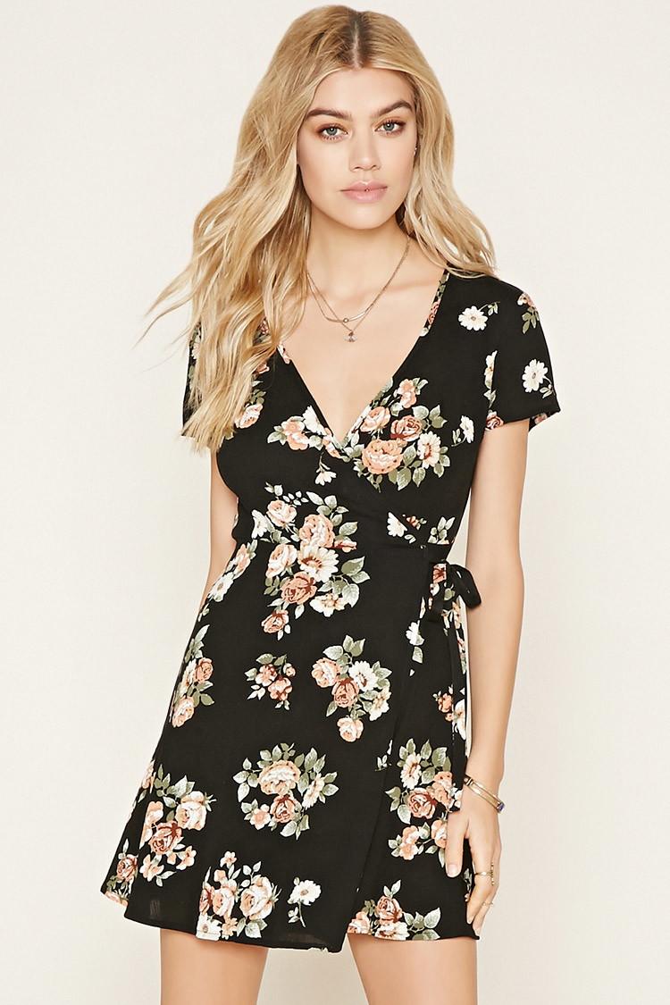 ef123c49e22ac Short Summer Dresses Forever 21