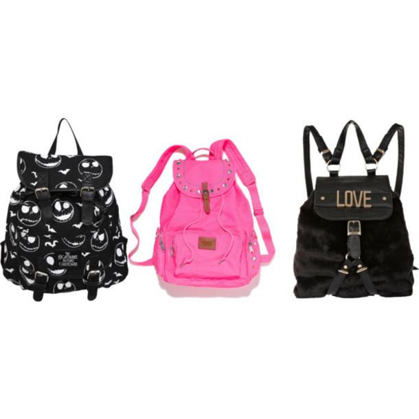 bag pink pink by victorias secret