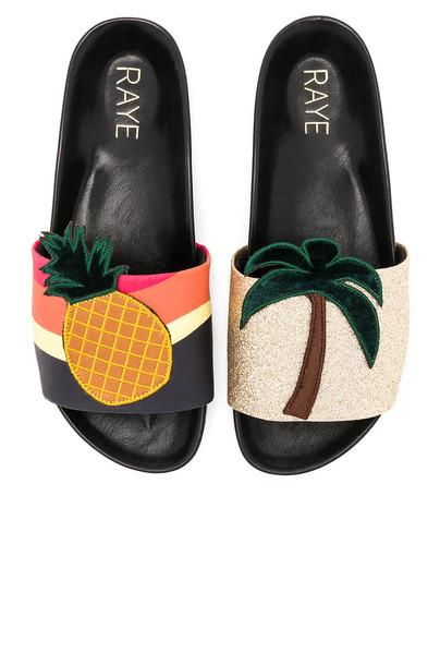 RAYE black shoes