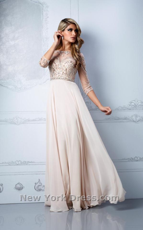 Terani M2204 Dress - NewYorkDress.com