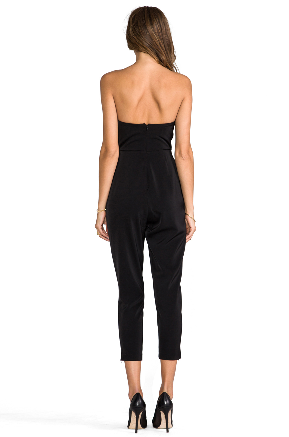 AQ/AQ Vanity Jumpsuit in Black | REVOLVE