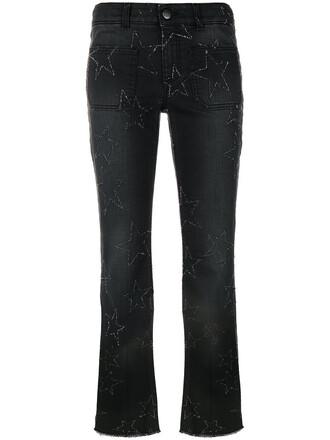 jeans flare jeans flare women spandex cotton black wool