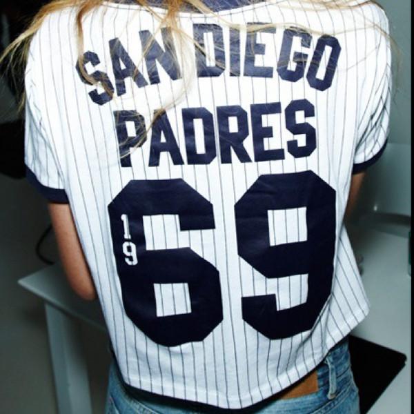 shirt san diego san diego padres 1969 69 baseball baseball tee t-shirt t-shirt