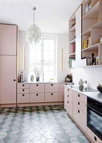 home accessory tumblr home decor furniture home furniture kitchen pink pastel pastel pink retro
