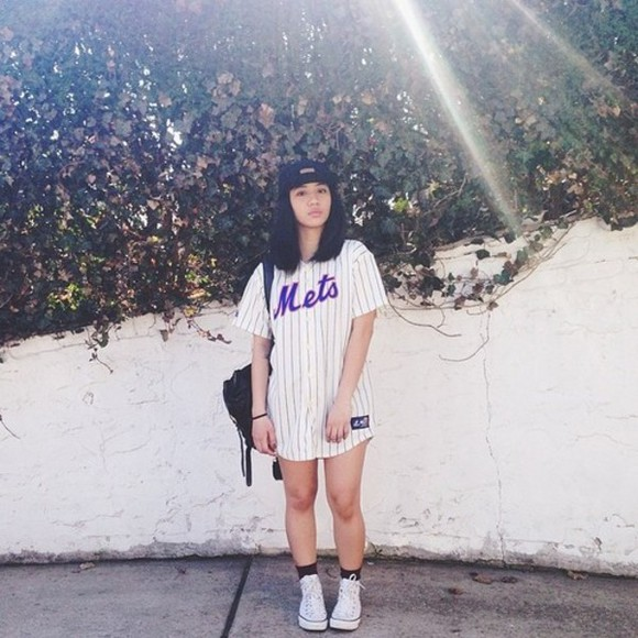 jersey shirt baseball jersey sports jersey converse backpack