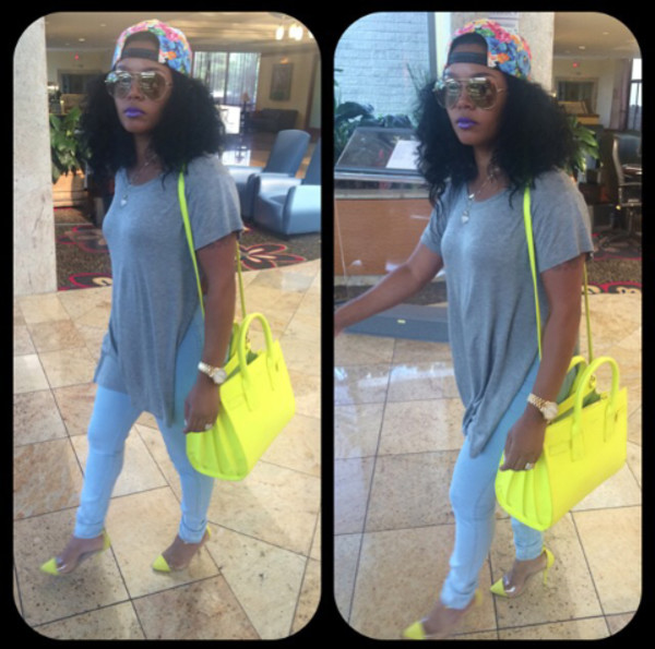 grey long loose rasheeda shoes