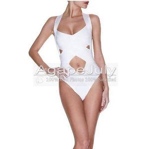 Hot Women Sexy Bandage Dress Bikini Monokini Beachwear Bikini Swimwear D3001 | eBay