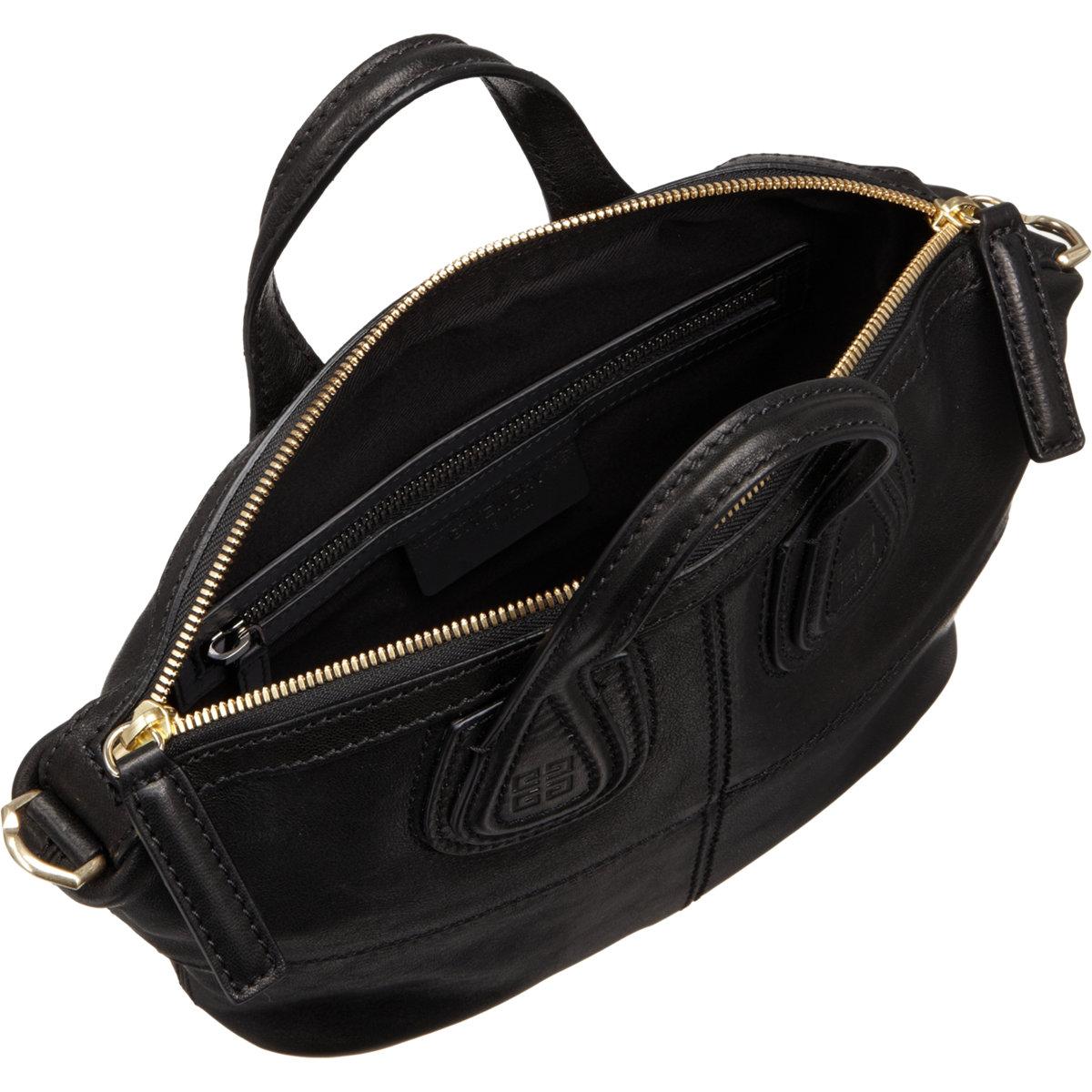 Givenchy micro nightingale satchel at barneys.com