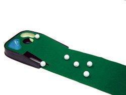 Amazon.com : Golf Hazard Putting Game & Mat : Putting Green Indoor ...