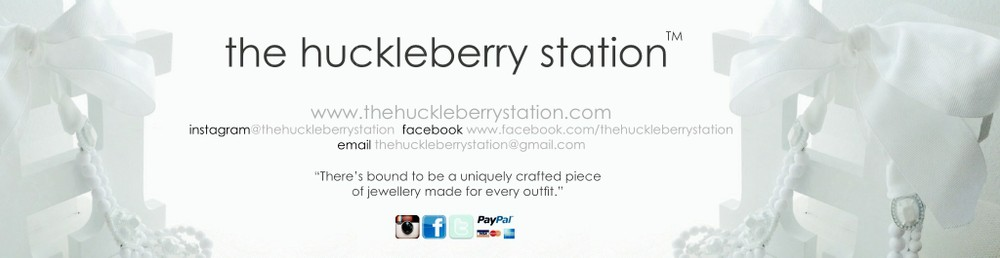 the huckleberry station                  - Bliss