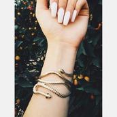 jewels,snake,jewelry,bracelets,snake bracelet