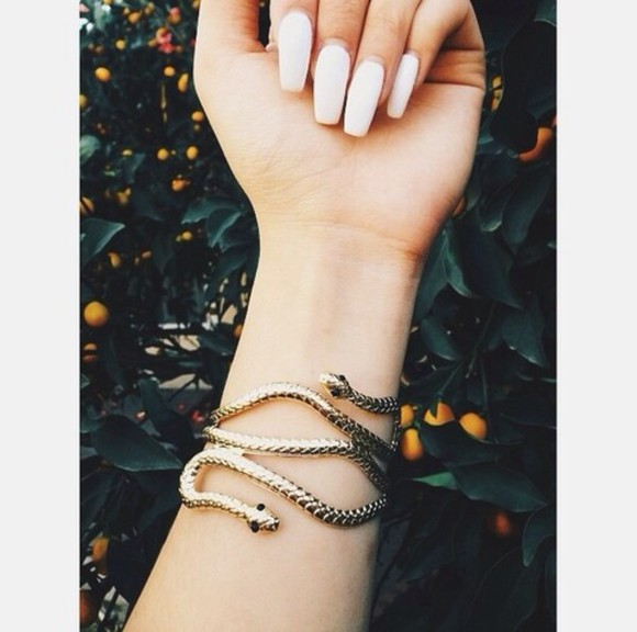 snake snake bracelet jewels bracelets