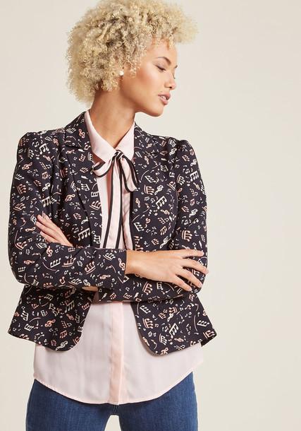 Modcloth blazer jacket