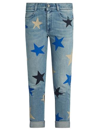 jeans skinny jeans print denim