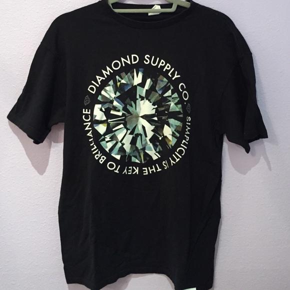 Puma Shirts | Diamond Supply Oversized Shirt | Poshmark